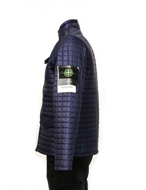 Chaqueta Quilted squared Stone Island