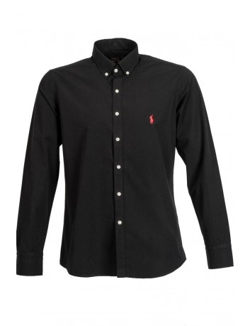 Camisa Ralph Lauren POlo shirt Black