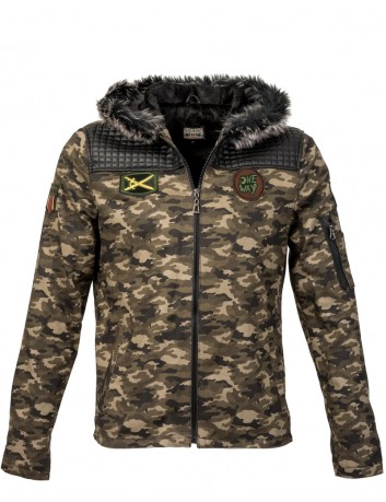 Flight Pilot Bomber Chaqueta Excape