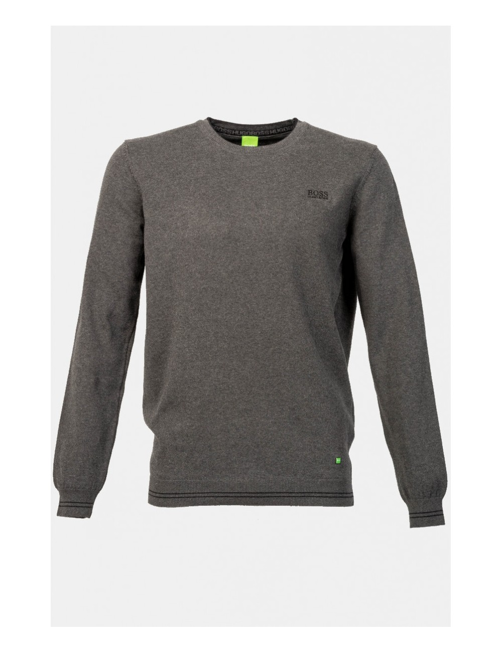 Sweater Hugo Boss Green . Gris claro