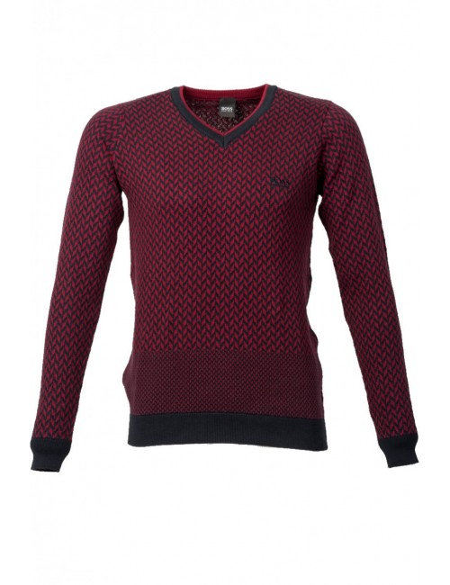 Hugo Boss Sweaters - Burdeos
