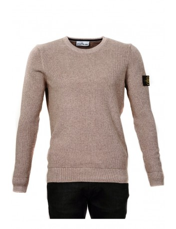 Stone Isl. Sweaters Hombres Beig