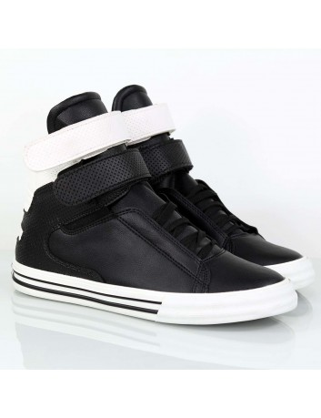Sneakers altos Supra Tk Society Black & White
