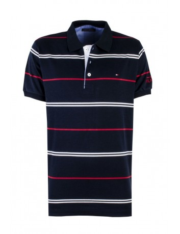 Stripped Polo Tommy...