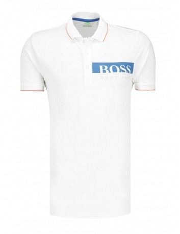 BOSS  Mens Paul Polo Shirt,...