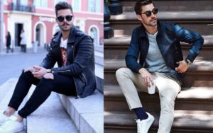 Chaquetas de moda para hombre